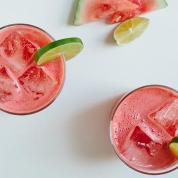 Watermelon Limeade 6 cups 1-inch-pieces watermelon (from about 1/2 5 ...