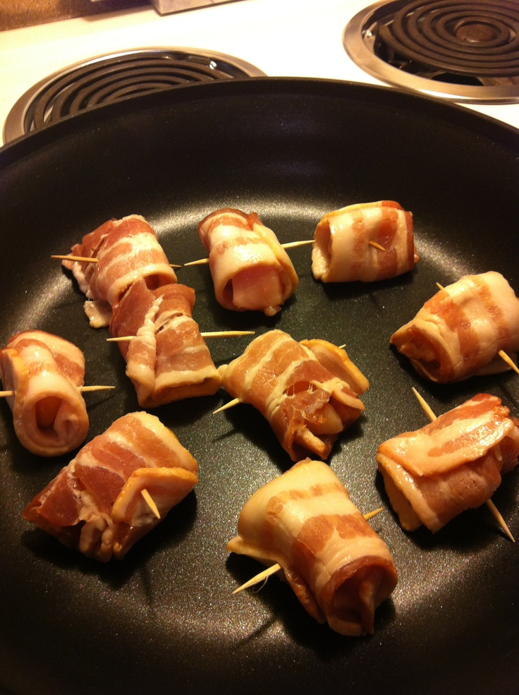wrapped chicken and dried apricot with a mango-tequila-jalapeño glaze ...