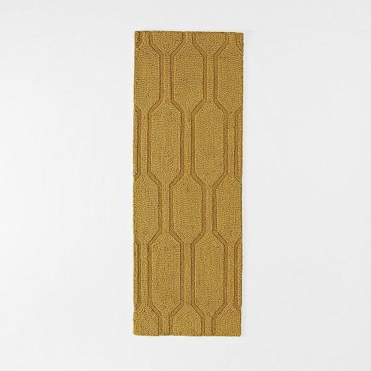 Steven Alan Ombre Speckled Shag Wool Rug - Pinterest