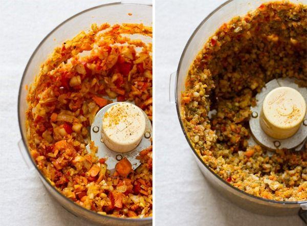 Curry Spiced Lentil Rice Veggie Burger | I am a food WHORE!! | Pinter ...