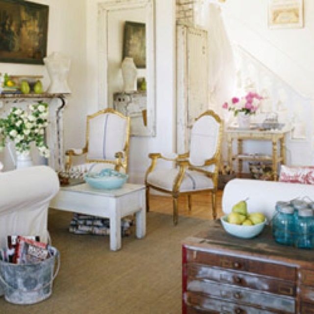 french country romantic decor inside out pinterest