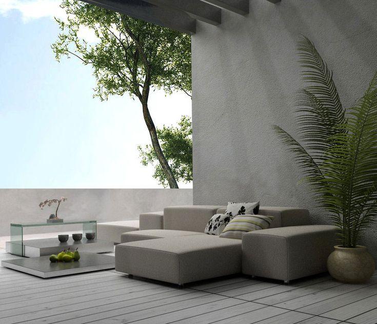 Camera Da Letto Con Piscina E Vista Mare Natura Design : Patio e terrazze da sogno arredo idee