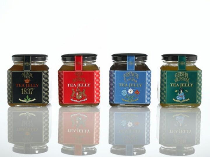 TWG tea jelly | Tea | Pinterest