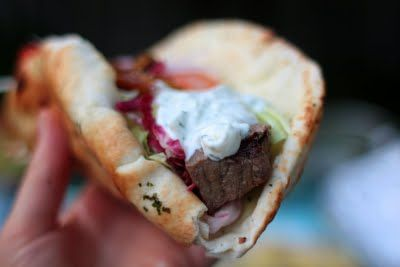 ... Chair: The Beef Chronicles: Cumin-Scented Kebabs & Best Broccoli Slaw