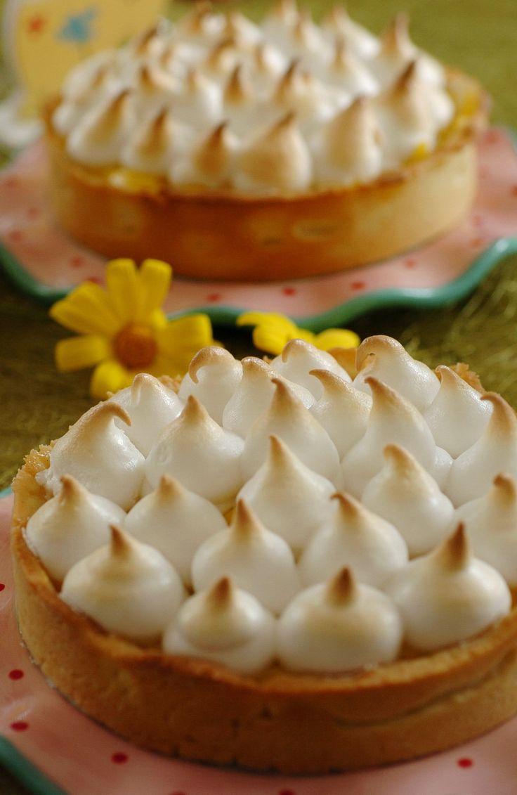 Lemon Meringue Pie | Lemon Love | Pinterest