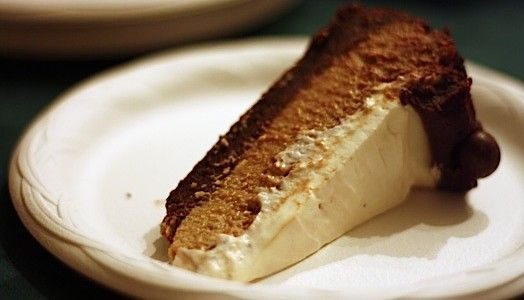 Cappuccino Cheesecake | Cooking Panda | Pinterest