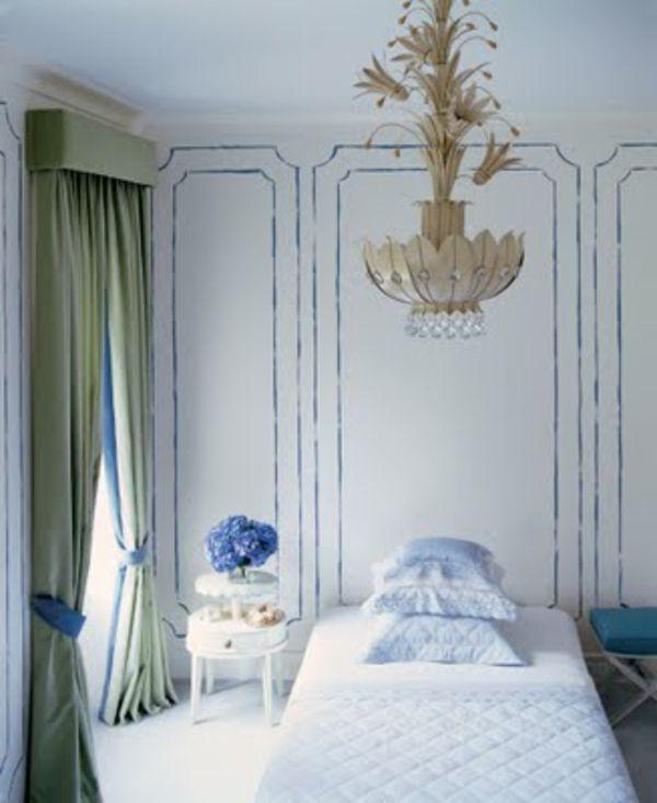 Schlafzimmer Wände Streichen Ideen ~ streichen  schlafzimmer ideen  62 kreative Wände streichen Ideen