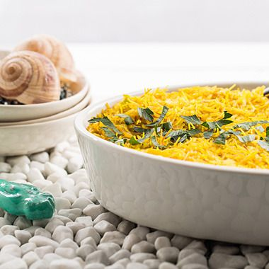 Yellow Rice Pilaf | Rice cooker | Pinterest