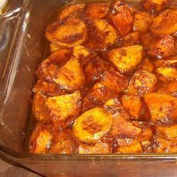 Southern Candied Sweet Potatoes Allrecipes.com http://allrecipes.com ...