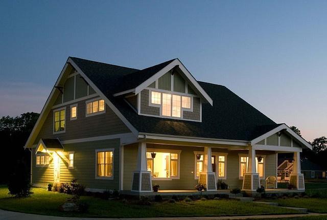 #Craftsman, #Houses, Exterior