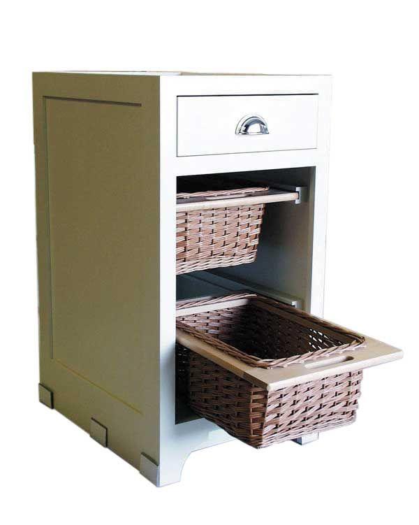 Countertop Vegetable Storage : vegetable storage This Old House Pinterest