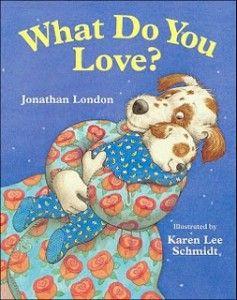 List of valentine books