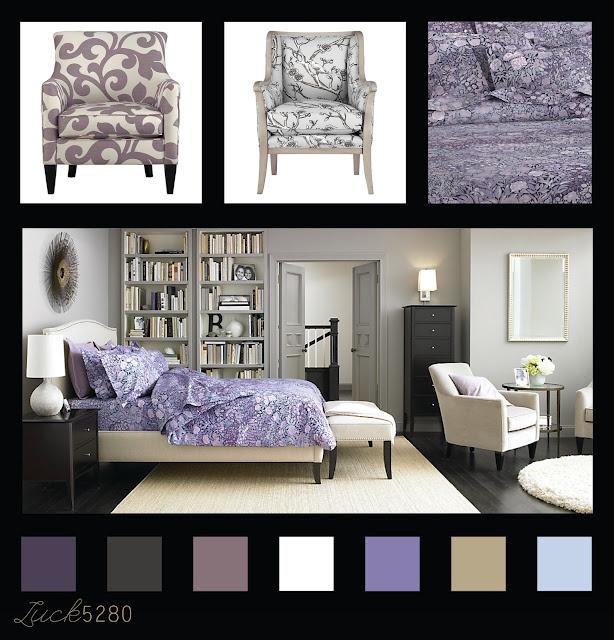 light purple bedroom relaxing apartment pinterest