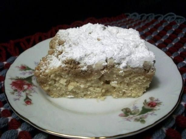 New York Crumb Cake from Food.com: I adopted this recipe from the ...