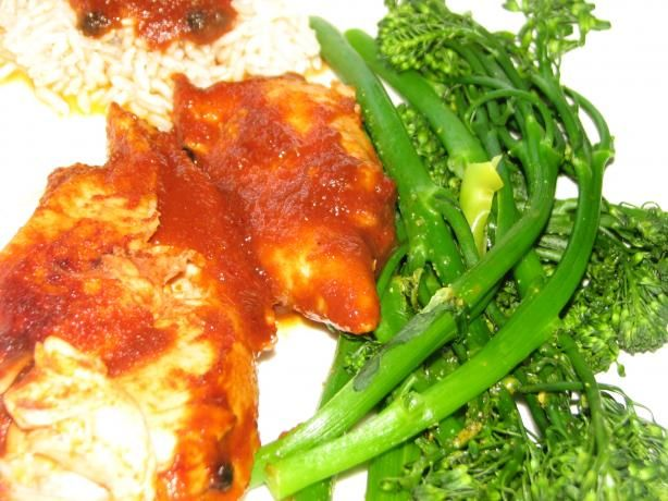 Weight Watchers Cola Chicken - very easy and very good!