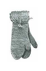 Crochet Patterns: Baby Mittens - Free Crochet Patterns
