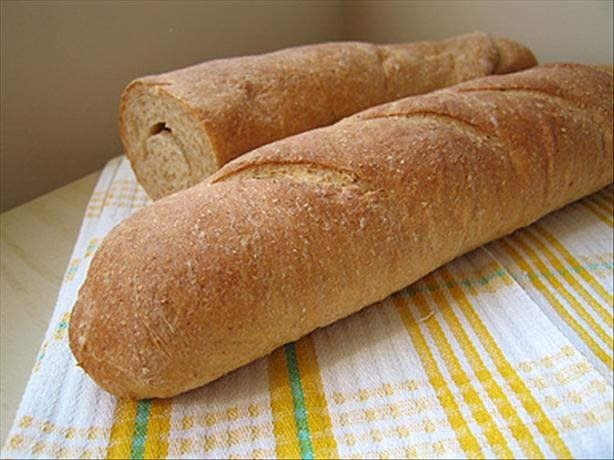 Italian-Style Bread With White Whole Wheat Recipe — Dishmaps