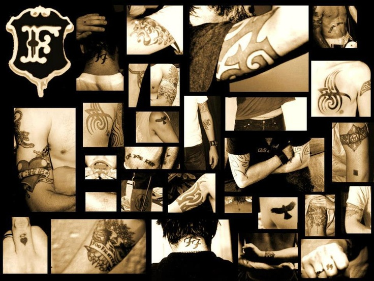 Dave grohl tattoos mild obsessions pinterest