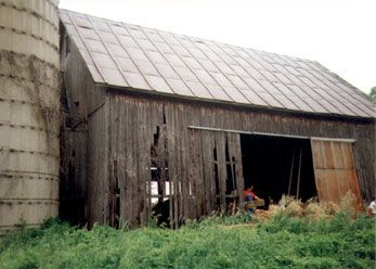 Barn Conversion To House Wood Crafts