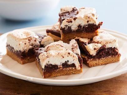 S'more Brownies #UltimateComfortFood