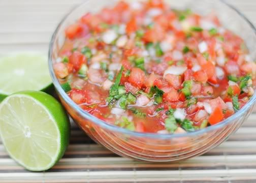 Salsa Fresca » Fit, Fun & Delish! goes with so many things!!