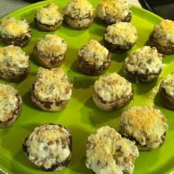 Mouth-Watering Stuffed Mushrooms Allrecipes.com