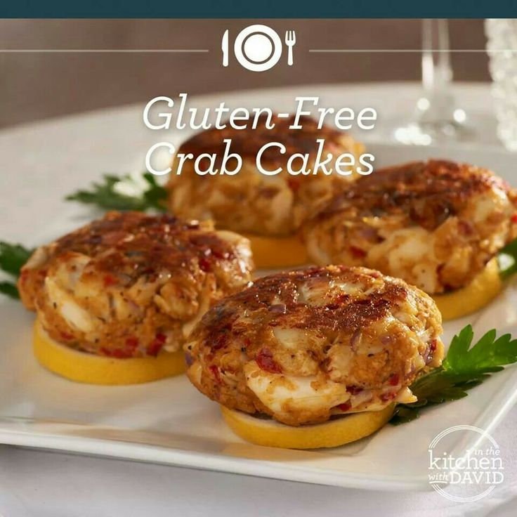 Gluten free crab cakes | Free from recipies | Pinterest