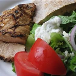 Chicken Souvlaki Gyro Style | Food I want to try | Pinterest
