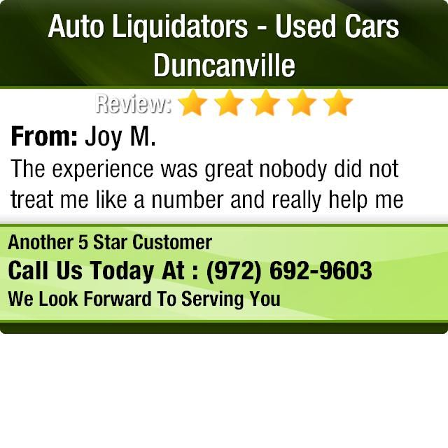 by auto liquidators credit on used cars for sale in dallas pint