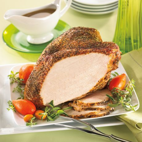 Roast Turkey Breast with Italian Herbs | For the Foodies | Pinterest