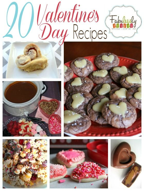 valentine day recipes healthy