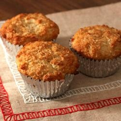Double Coconut Muffins | Gastronomy | Pinterest