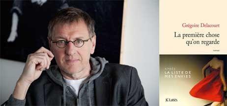 Grégoire Delacourt / Quand le prénom est une marque - #FranceInfo #roman #Delacourt