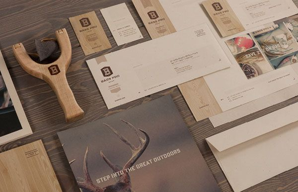 Bass Pro Shop Brand Identity by Fred Carriedo