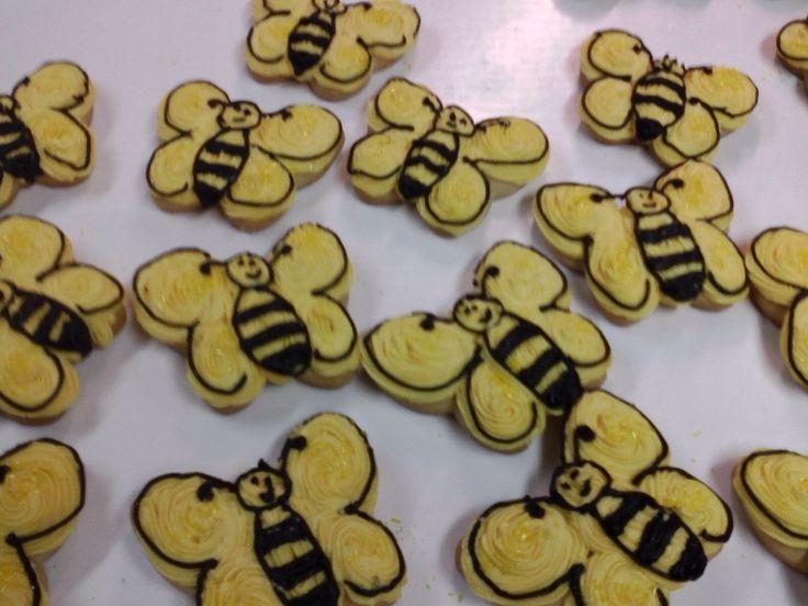 Bumble Bee | Cookies | Pinterest