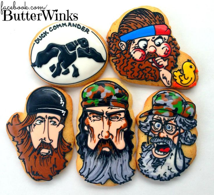 Duck Dynasty | Cookie Connection