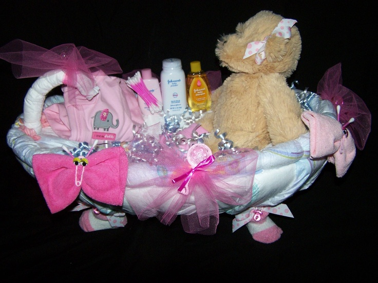 clawfoot tub diaper cake mom baby shower ideas favors. Black Bedroom Furniture Sets. Home Design Ideas