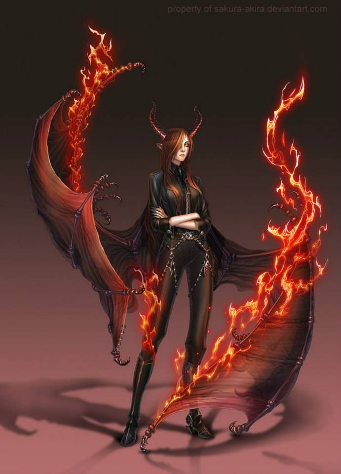 Angels and Demons | Fantasy | Pinterest