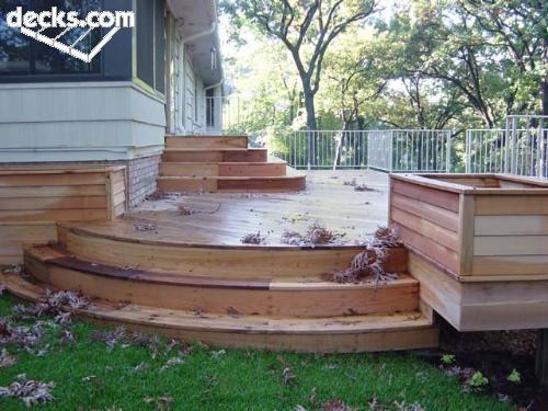 short length stair platform for the home pinterest