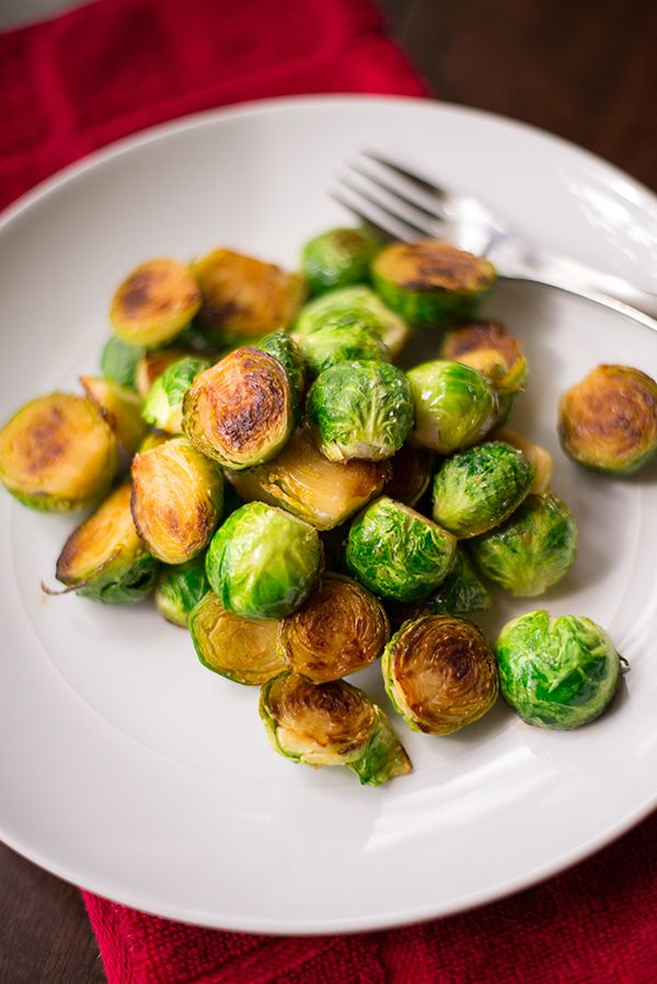 Sauteed Brussels Sprouts #macobgyn #healthyliving