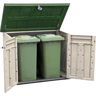 garden storage argos plastic garden storage. Black Bedroom Furniture Sets. Home Design Ideas