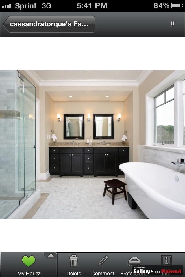 Bathroom pinterest