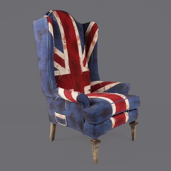 Union jack furniture upholstery union jack pinterest for Furniture jack