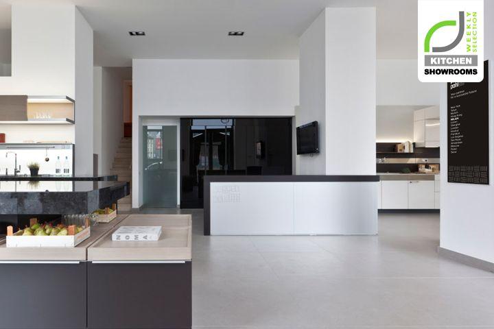 KITCHEN SHOWROOMS! Poggenpohl Design Center, Milan - Italy