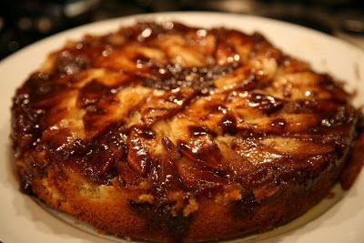 Cinnamon Apple Upside Down Cake | Cake, Brownies, Cheese Cake, Muffin ...