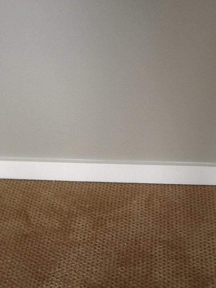White trim dark wood floors before after wood floors for Hardwood floors with white trim