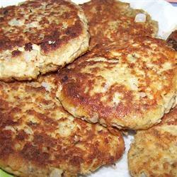Potato Salmon Patties | Recipe