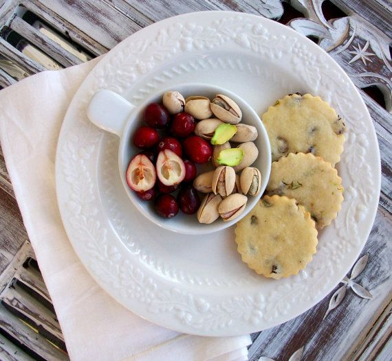 Natural & Organic Gourmet Cranberry Pistachio by estheraguirre, $9.00