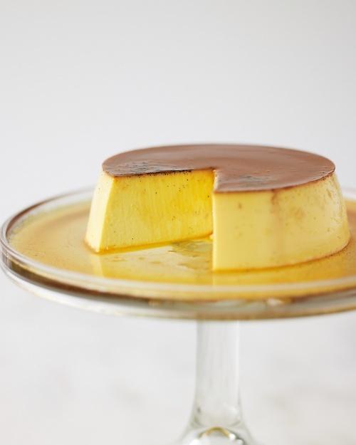 Creme Caramel - Martha Stewart Recipes