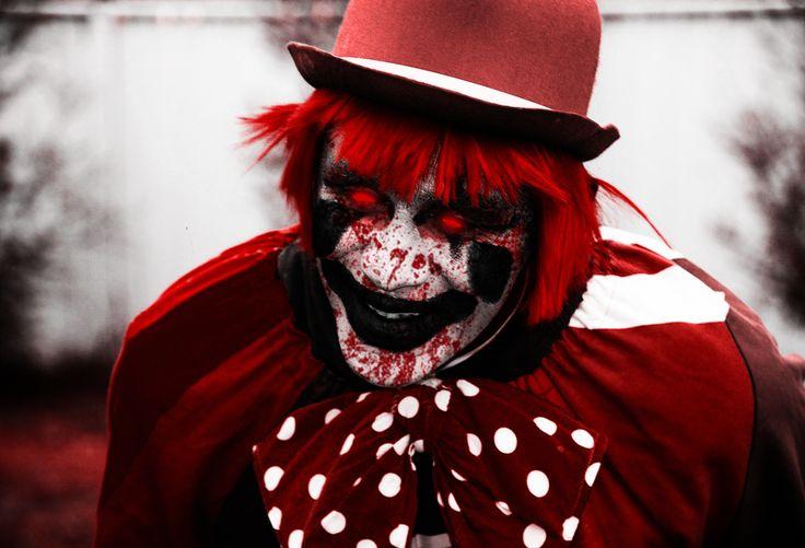 Фото на аву клоуна убийцы